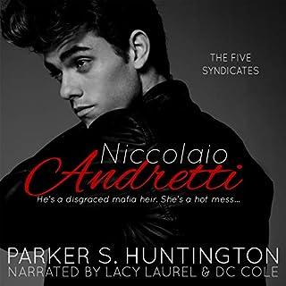 Niccolaio Andretti: A Mafia Romance Novel audiobook cover art