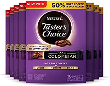 8-Pack Nescafe Taster's Choice Instant Coffee