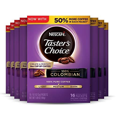Nescafe Taster's Choice...