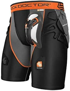 Shock Doctor Men's Ultra Shockskin Hockey Shorts