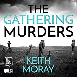 The Gathering Murders cover art