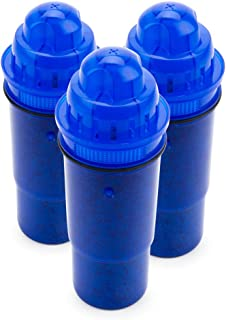 EcoAqua Replacement Filter Compatible with Pur Pitcher Water Filter, 3-Pack