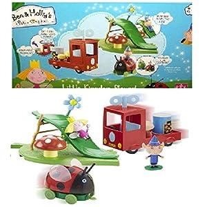 Ben & Holly's Little Kingdom Playset Slide ENTREGA Camión & GASTON
