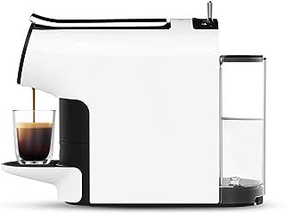 آلة تحضير القهوة الفورية، قطعة واحدة مع فلتر مدمجة، 19 بار، 9 تركيزات، إعداد إيقاف التشغيل التلقائي، متوافق مع مجموعة متنو...