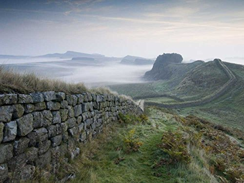 1000 Piece Wooden Jigsaw Puzzle Hadrian'S Wall Large Puzzle Game For Adults and Teenagers