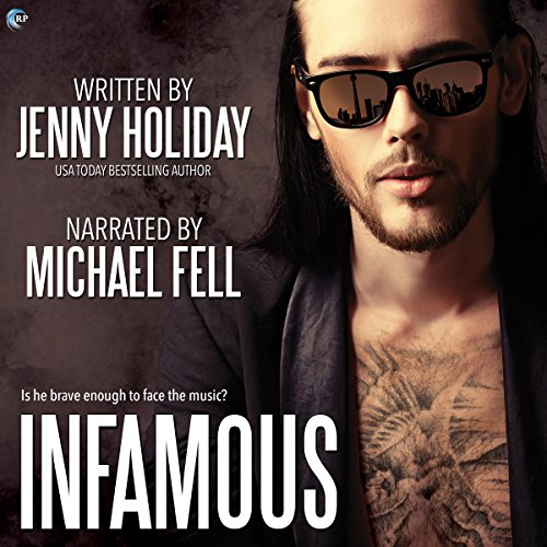 Infamous Audiobook By Jenny Holiday cover art
