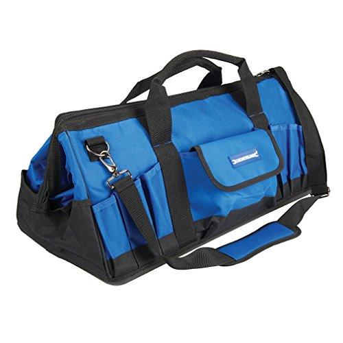 Silverline 263598 Werkzeugtasche mit verstärktem Boden 600 x 280 x 260 mm