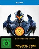 PACIFIC RIM: UPRISING  (2D) Limited Steelbook [Blu-ray] [Limited Edition]