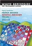 French Defence Advance Variation: Volume One (1) (progress In Chess)-Sveshnikov, Evgeny