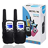 Product Image of the Retevis RT-388 Kids Walkie Talkies 22 Channels Two Way Radio for Kids Toys Long...