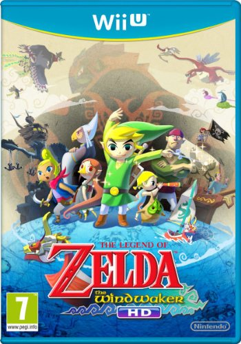 NEW & SEALED! The Legend Of Zelda The Wind Waker HD Nintendo Wii Game UK PAL