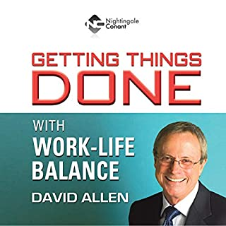 Getting Things Done With Work-Life Balance cover art