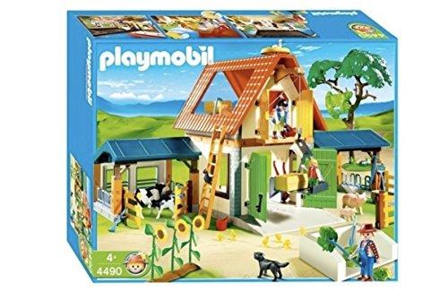 PLAYMOBIL - Granja Moderna (4490)