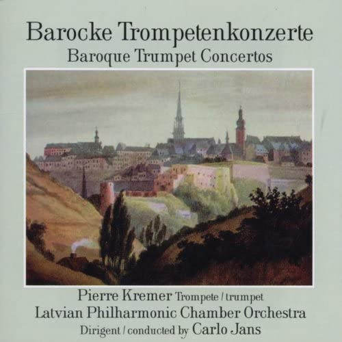 Latvian Philharmonic Chamber Orchestra, Carlo Jans & Pierre Kremer
