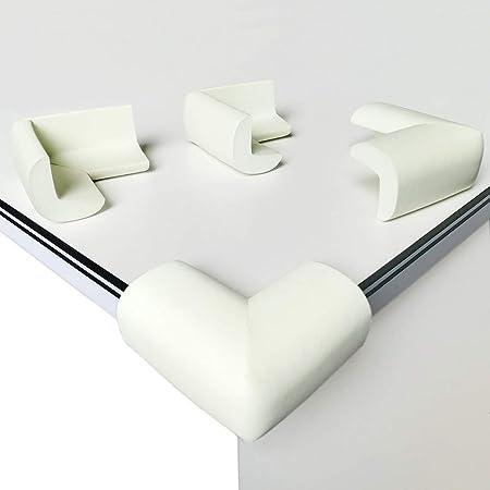 Protection Angle Pour Securite B/éb/é 30pcs Protections DAngles Protection Angle Silicone Pour Table et Meubles Pointus avec Adh/ésif R/ésistant Protection Coin de Table