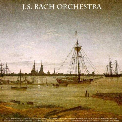 Bach: Air On the G String & Violin Concertos - Pachelbel: Canon in D Major - Vivaldi: The Four Seasons - Albinoni: Adagio in G Minor - Liszt: Love Dream & La Campanella - Mozart: Turkish March - Beethoven: Moonlight Sonata - Schubert: Ave Maria