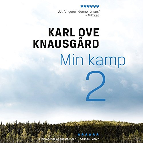 Min kamp 2 audiobook cover art