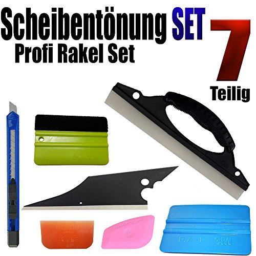 qili Scheiben Tönung Profi Rakel Set - Auto Folierung - Vollfolierung