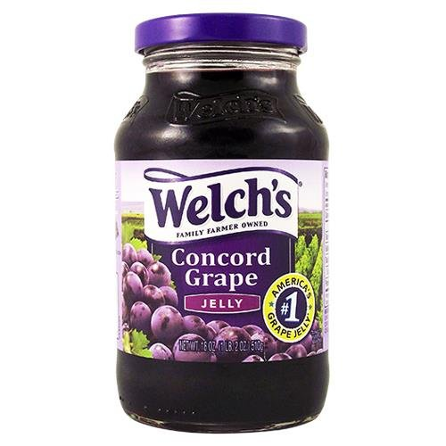 Welch's Grape Jelly 510g