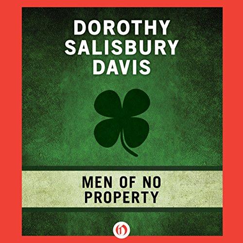 Men of No Property audiobook cover art