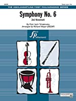 Symphony No. 6: 2nd Movement, Conductor Score (Highland/Etling First Philharmonic)