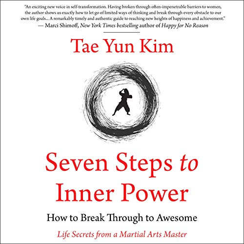 Seven Steps to Inner Power audiobook cover art