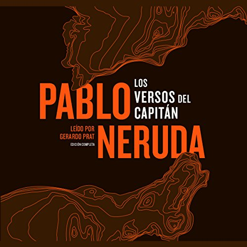 Los Versos del Capitán [The Captain's Verses] cover art