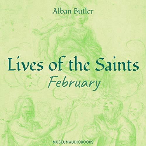 Lives of the Saints, Volume II: February cover art