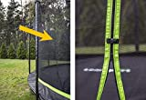 Trampolin Ersatznetz Lean Sport 12ft 366cm Innennetz Sicherheitsnetz Schutznetz