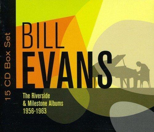 The Riverside & Milestone Albums (Box 15 Cd)