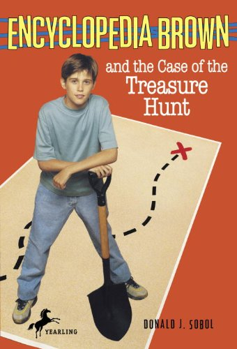 Encyclopedia Brown and the Case of the Treasure Hunt (English Edition)