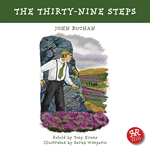 Page de couverture de The Thirty Nine Steps