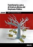 Cuestionarios sobre el Estatuto Básico del Empleado Público