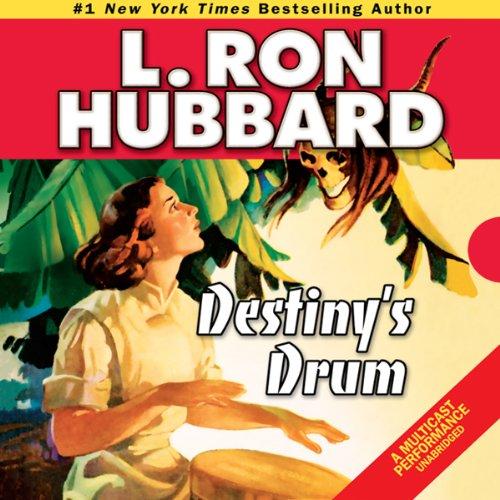 Destiny's Drum audiobook cover art