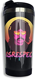 YOHHOY Violence Speed Momentum Gaming Dr. Disrespect Custom Coffee Cups with Lids 14 OZ Morning Tea Cup Travel Tumbler Mug