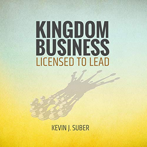Kingdom Business audiobook cover art