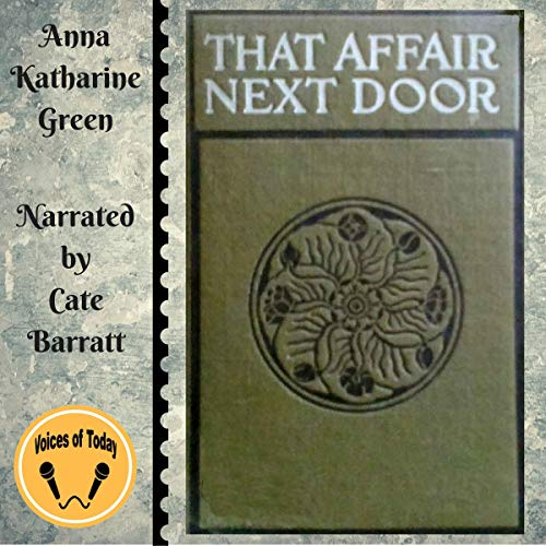 That Affair Next Door cover art