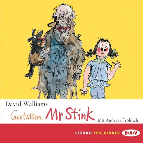 Gestatten, Mr Stink audiobook cover art