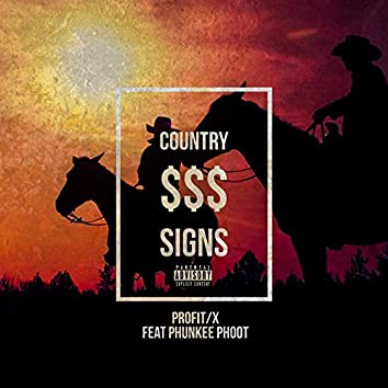 Country $$$ Signs
