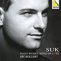 スーク:ピアノ作品集「愛の歌」