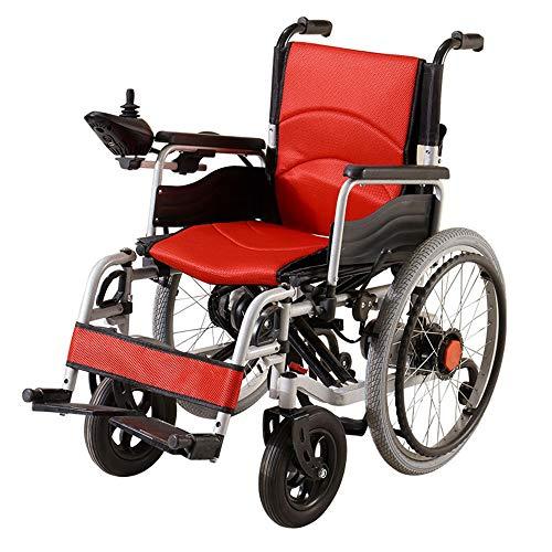 Sillas de ruedas acoplador de ruedas eléctrica, antiguos Wanderer, plegable Ender inteligente multifunción, 08087silla para behinderter