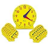 Learning Resources Big Time Klassenzimmer UhrenSet, -