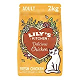 Lily's Kitchen Chicken Casserole Complete Adult Dry Cat Food (2 kg)