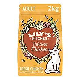 Lily's Kitchen Dry Food for Cats, 2 kg