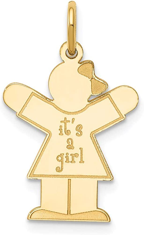 14k Kid Charm 25mm 15mm Selling and selling style New product XK1106Y