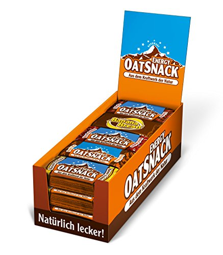 ARABC -  Energy OatSnack, Mix