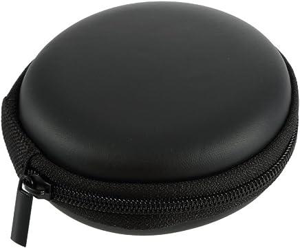 SODIAL(R) Caja Bolsa de Almacenamiento Coleccion para Auriculares