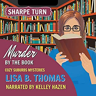 Sharpe Turn audiobook cover art