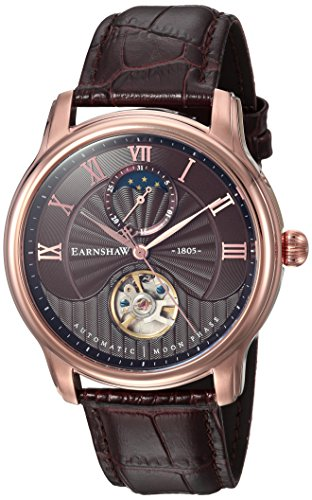 Thomas Earnshaw Men's Longitude MOONPHASE...