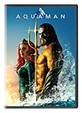 Image of Aquaman DVD 2018 2 Disc. Brand catalog list of Warner Manufacturing. With an score of 3.9.